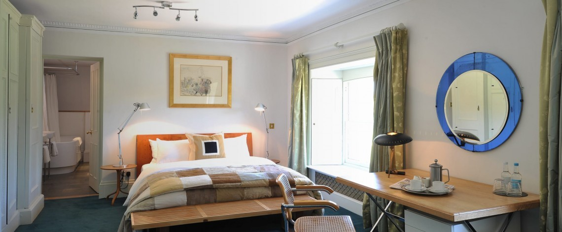 Luxury family hotel room in Suffolk at The Ickworth
