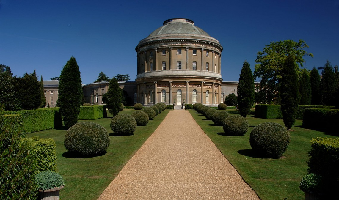 The Ickworth in Suffolk: a luxury family hotel and National Trust estate