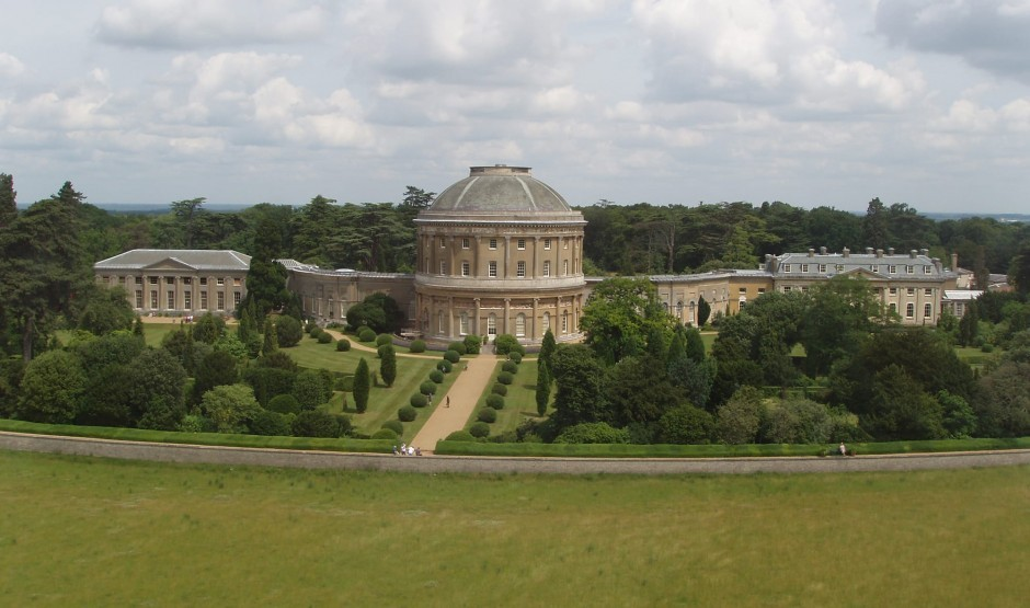 Ickworth House, a luxury hotel in Suffolk