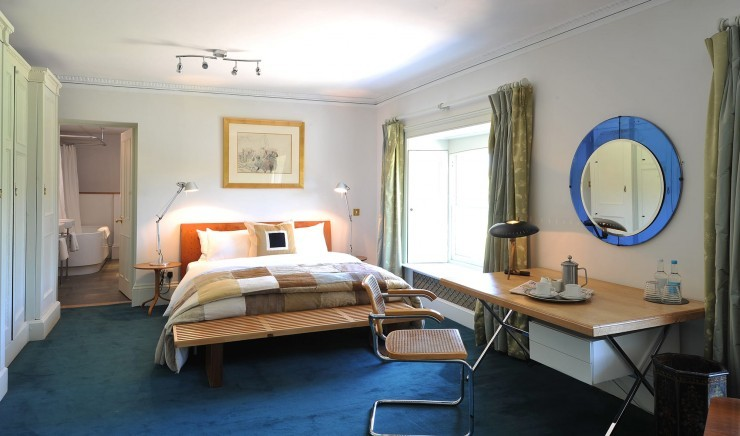 Family hotel bedroom at The Ickworth in Suffolk