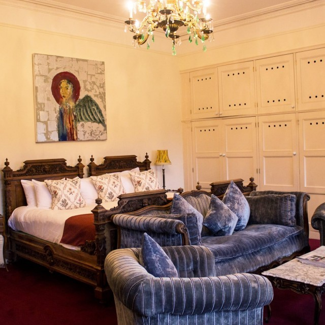 Suite at The Ickworth Hotel in Bury St Edmunds