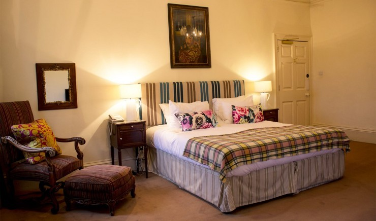 The Lodge at Ickworth three-bedroom apartment