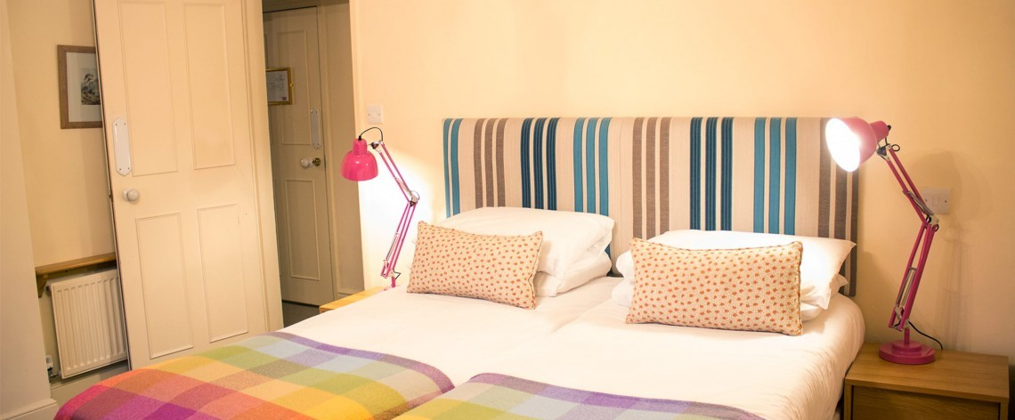 Family friendly hotel suite at The Lodge at Ickworth