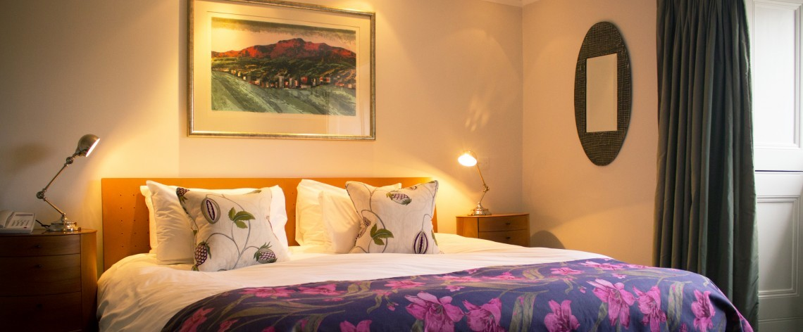 Small family hotel room at The Ickworth Hotel in Bury St Edmunds